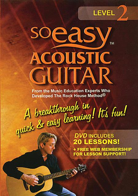 So Easy Acoustic Guitar - Level 2