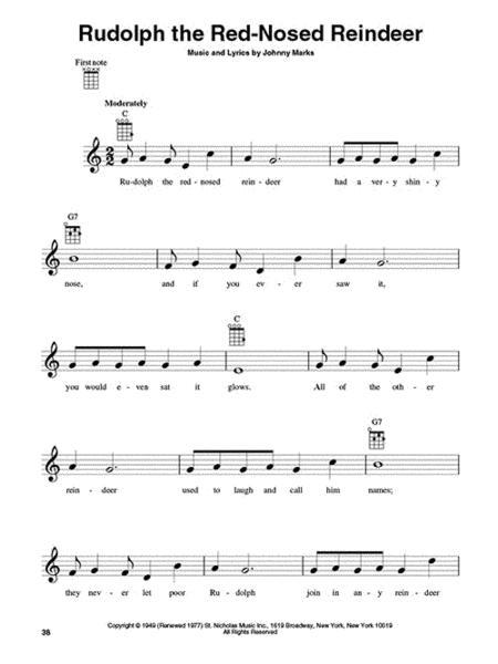 christmas songs for ukulele - Christmas Songs Ukulele