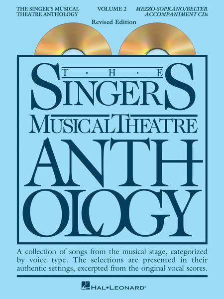 The Singer's Musical Theatre Anthology - Volume 2, Revised - Mezzo-Soprano (CD only)
