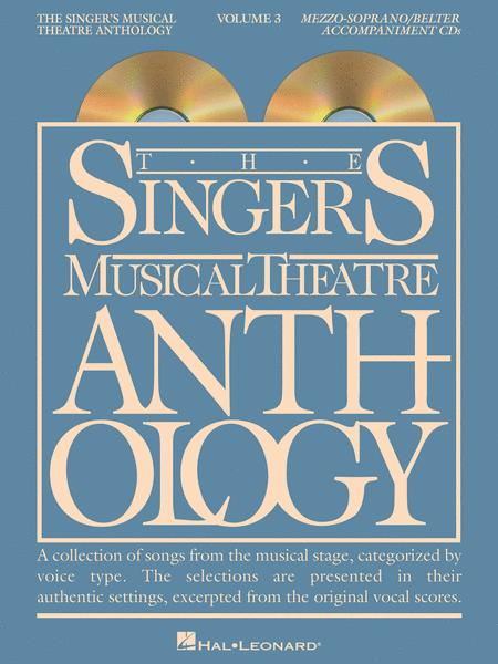 The Singer's Musical Theatre Anthology - Volume 3 - Mezzo-Soprano (CD only)