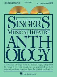 The Singer's Musical Theatre Anthology - Volume 2 - Tenor (CD only)
