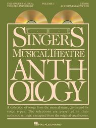The Singer's Musical Theatre Anthology - Volume 3 - Tenor (CD only)