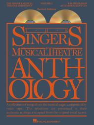 The Singer's Musical Theatre Anthology - Volume 1, Revised - Baritone/Bass (CD only)