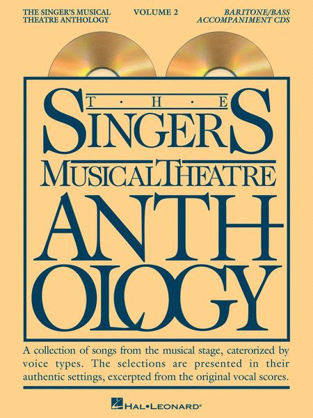 The Singer's Musical Theatre Anthology - Volume 2, Revised - Baritone/Bass (CD only)