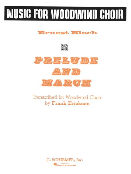 Prelude and March
