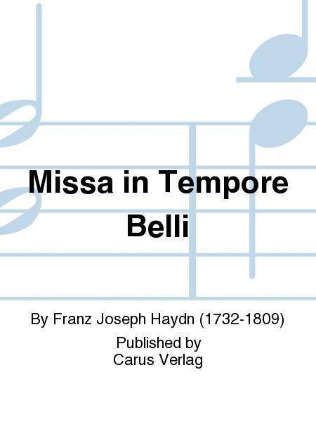 Mass in time of war (Missa in tempore belli)