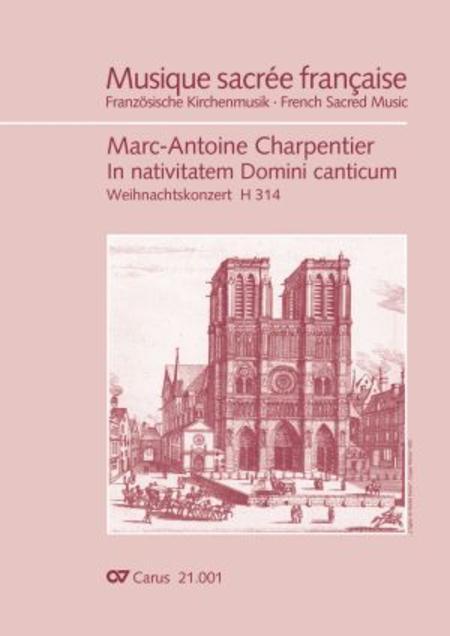 In nativitatem Domini canticum