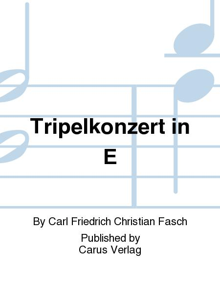 Tripelkonzert in E
