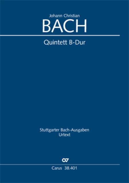 Quintett in B