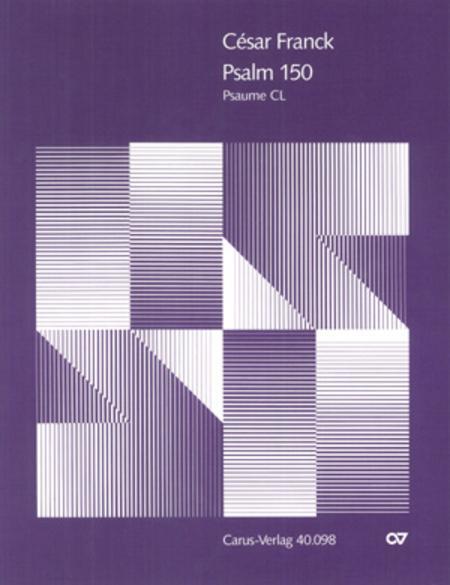 Psalm 150 (Der 150. Psalm)