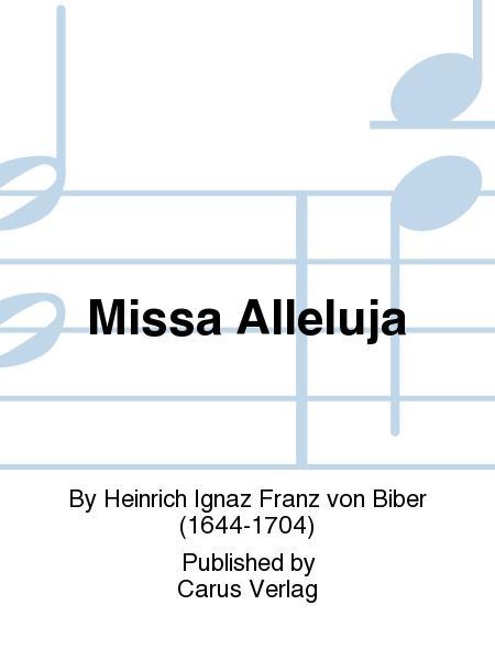 Missa Alleluja