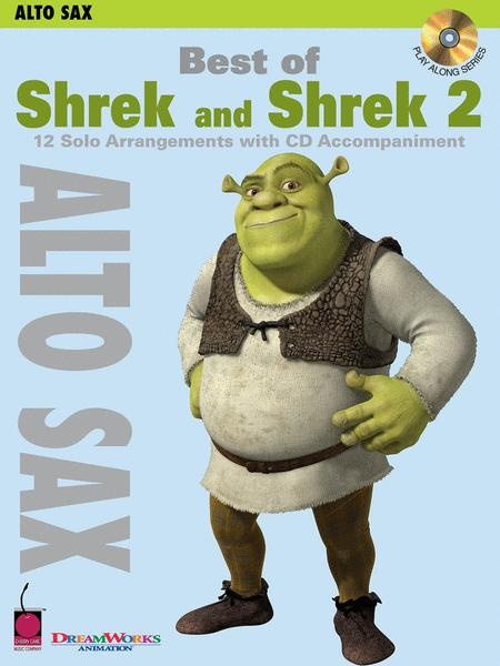 Best of Shrek and Shrek 2 (Alto Sax)