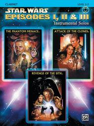 Star Wars - Episodes I, II & III (Clarinet)