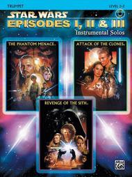 Star Wars - Episodes I, II & III (Trumpet)