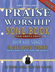 Praise and Worship Songbook - Guitar Edition