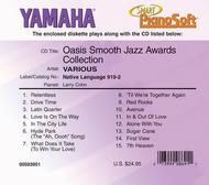 Oasis Smooth Jazz Awards Collection - Piano Software