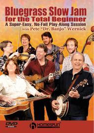 Bluegrass Slow Jam for the Total Beginner