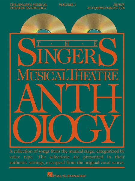 The Singer's Musical Theatre Anthology - Volume 1 - Vocal Duet (CD only)