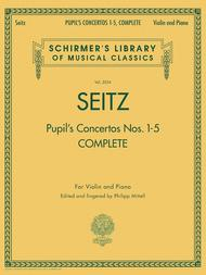 Pupil's Concertos - Nos. 1-5 (Complete)