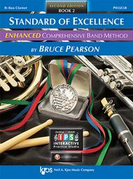 Standard of Excellence Enhanced Book 2, Bass Clarinet