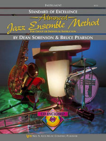 Standard of Excellence Advanced Jazz Ensemble Book 2, 2nd Trumpet