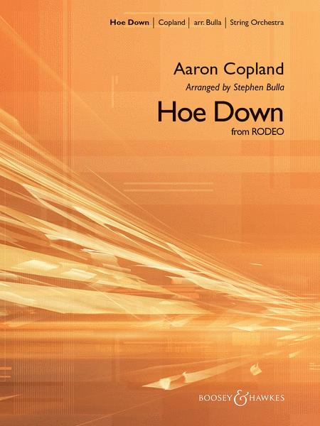 Hoe Down (from Rodeo)