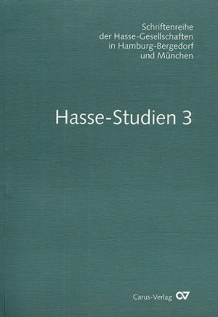 Hasse-Studien 3