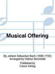 Musical Offering (Das Musikalische Opfer)