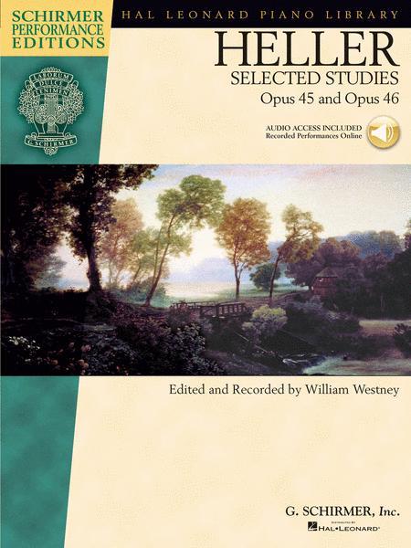 Heller - Selected Piano Studies, Opus 45 & 46