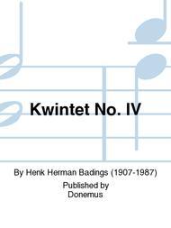 Kwintet No.4