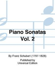 Piano Sonatas Vol. 2