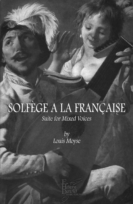 Solfege A La Francaise Satb
