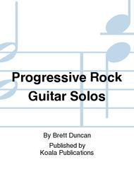Progressive Rock Guitar Solos