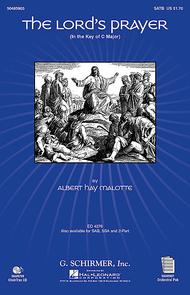 The Lord's Prayer - ChoirTrax CD