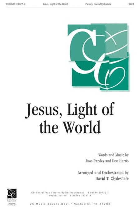 Jesus, Light Of The World