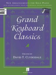Grand Keyboard Classics (CD only - no sheet music)