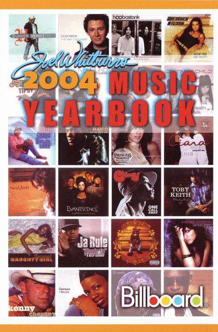 2004 Billboard Music Yearbook