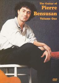 The Guitar of Pierre Bensusan Volume 1