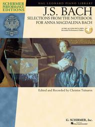 Selections from the Notebook for Anna Magdalena Bach
