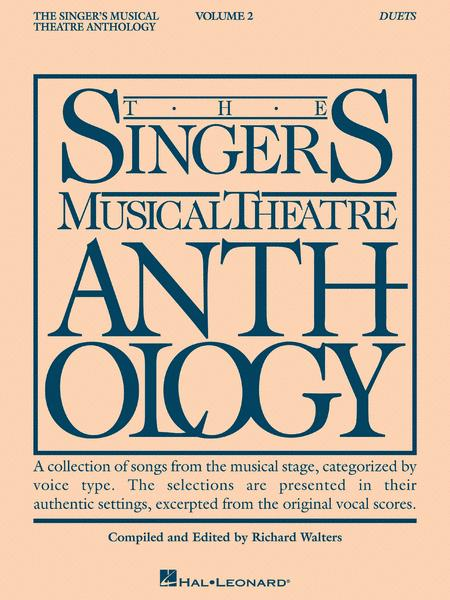 The Singer's Musical Theatre Anthology - Volume 2 - Vocal Duet (Book only)