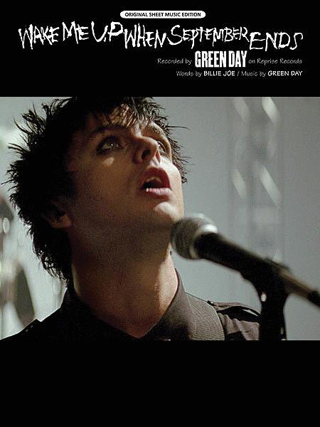 Wake Me Up When September Ends Sheet Music By Green Day Sheet