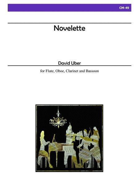 Novelette for Flute, Oboe, Clarinet and Bassoon