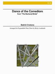 Dance of the Comedians (Flute Choir)