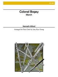 Colonel Bogey March for Flute Choir