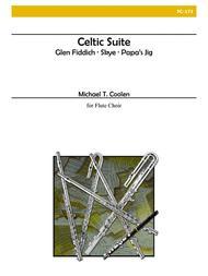 Celtic Suite for Flute Choir