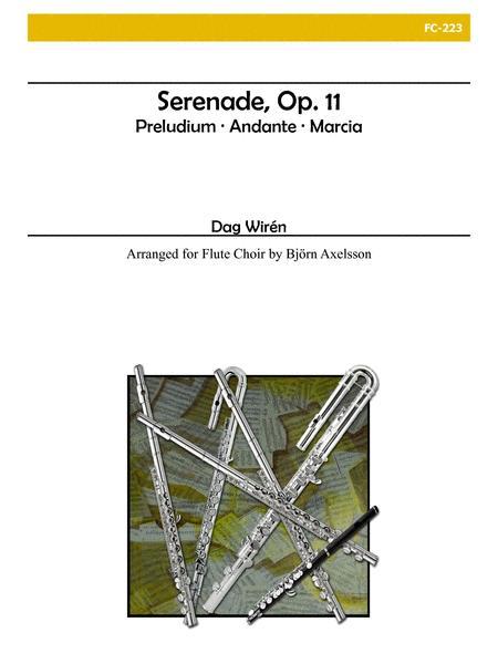 Serenade, Op. 11
