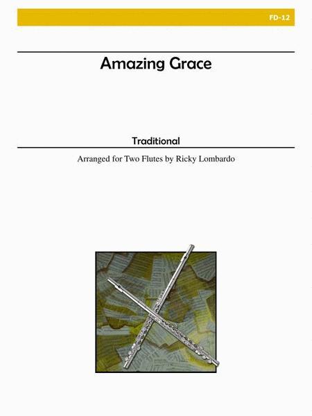 Amazing Grace (Flute Duet)