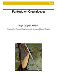 Fantasia on Greensleeves for Flute and Harp