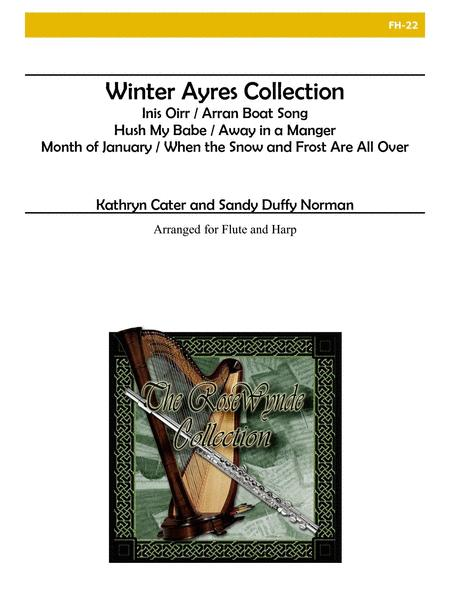 Winter Ayres Collection for Flute and Harp