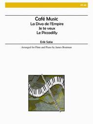 Cafe Music (Flute)